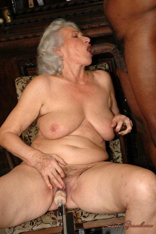 Lusty Grandma Norma