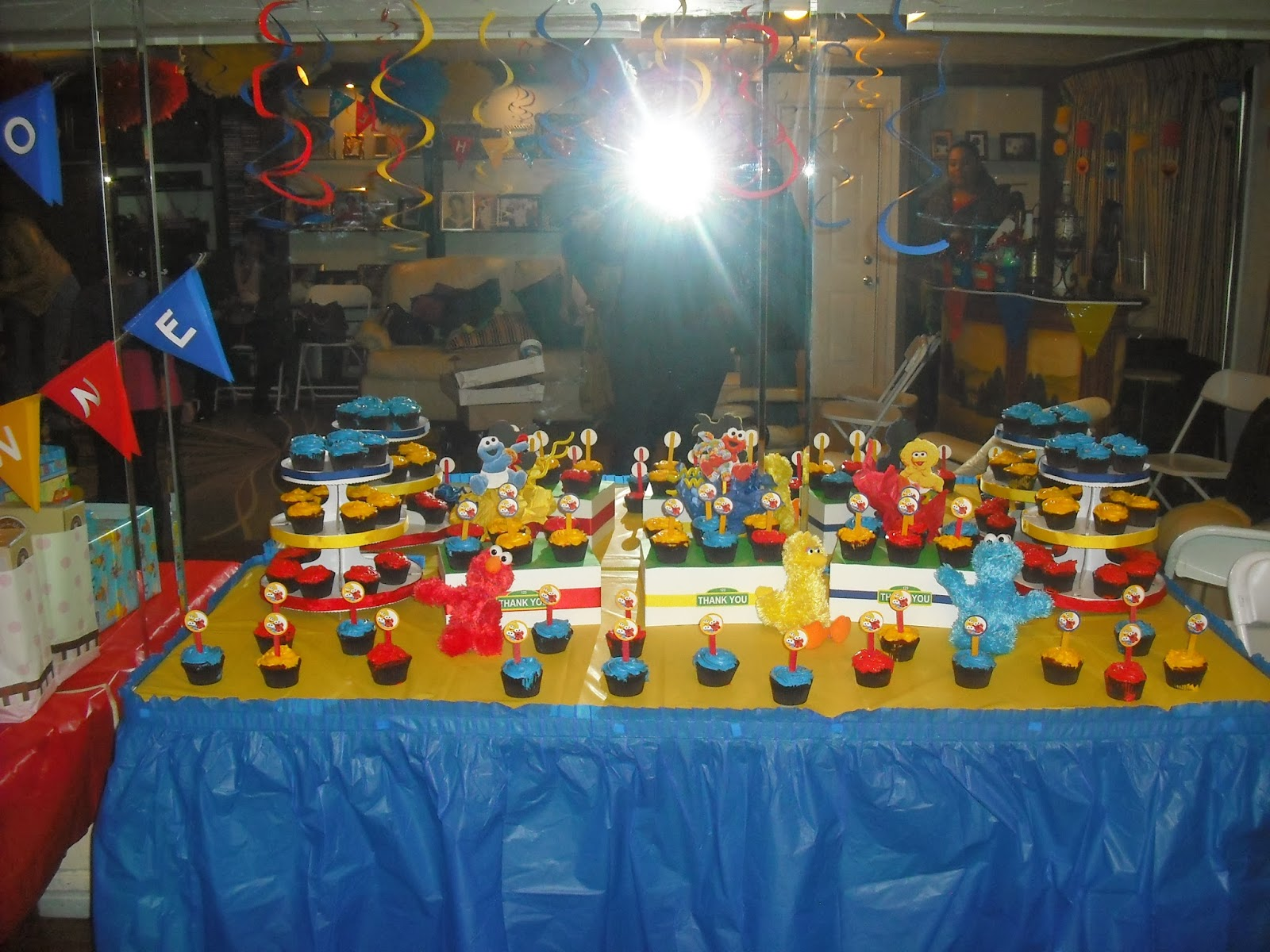 felicia 39 s event design and planning baby shower sesame street theme