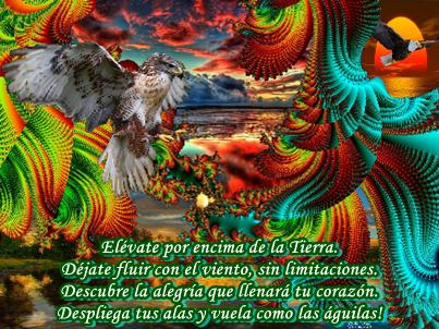 En la tierra las experiencias son de naturaleza dual, o sea que obedecen a la ley de los opuestos.