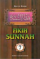 toko buku rahma: buku FIQIH SUNNAH 7, pengarang sayyid sabiq, penerbit alma'arif bandung