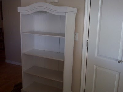 Wal-mart Bookcase with leg addition. - Wal-mart Bookcase With Leg Addition - Walmart Bookcase White Reloc Homes
