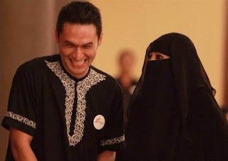 Soraya Abdullah menikah dengan Indra L Bruggman