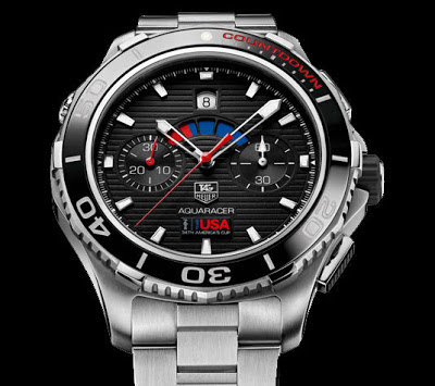 TAG HEUER AQUARACER CALIBRE 72 COUNTDOWN