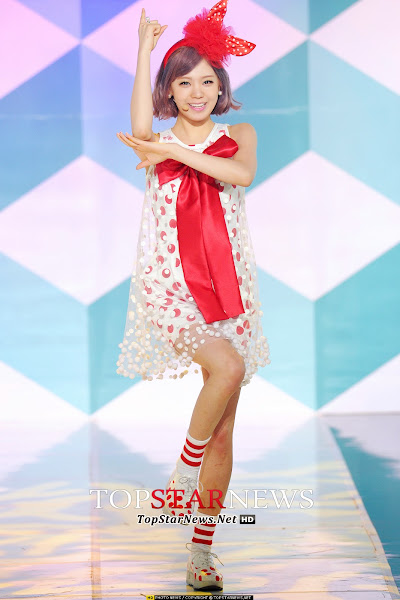 Orange Caramel Lizzy Catallena Live SBS MTV The Show 140318