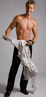 justin hartley workout