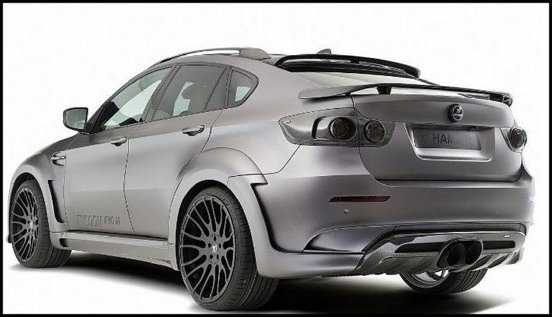 2011 Hamann Tycoon Evo M Car World