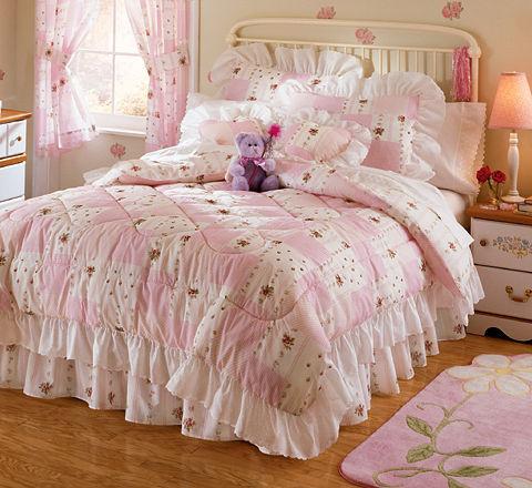 Habitaciones rosa para ni as ideas para decorar dise ar for Cuartos de ninas color rosa