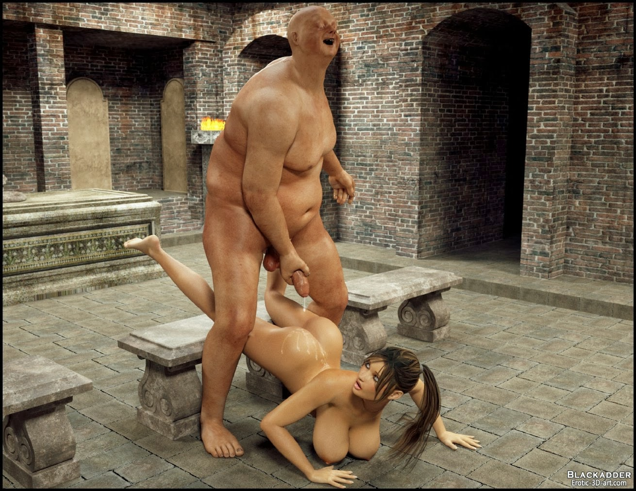 Monster sexhentaiwarrior naked images