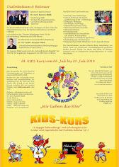 KiDS-Kurs Flyer 2019