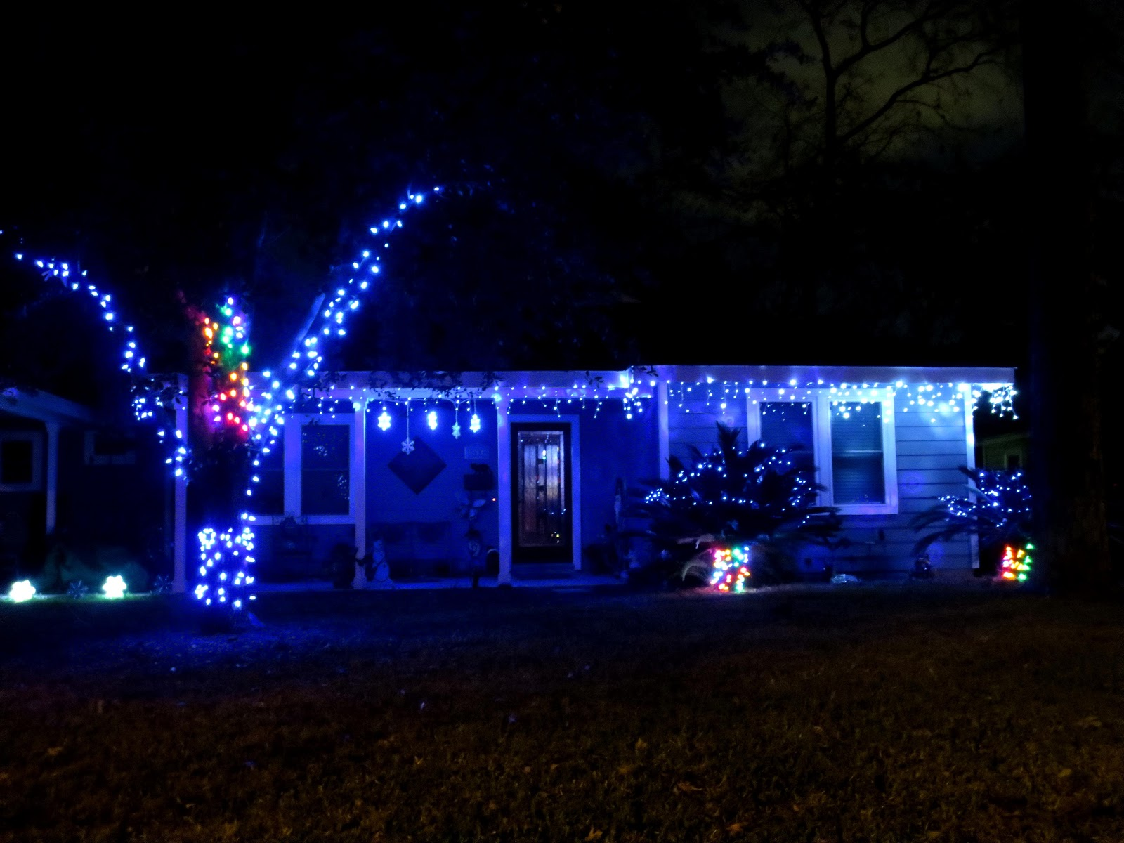 The other houston my picks for best bungalow christmas lights for Led outdoor decorations