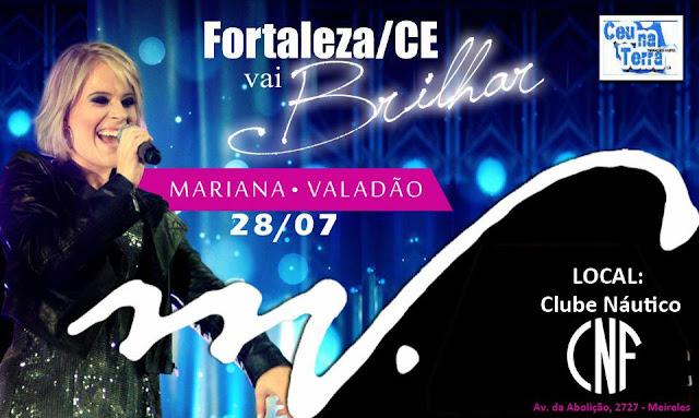 Mariana Valadão em Fortaleza dia 28 de julho de 2012