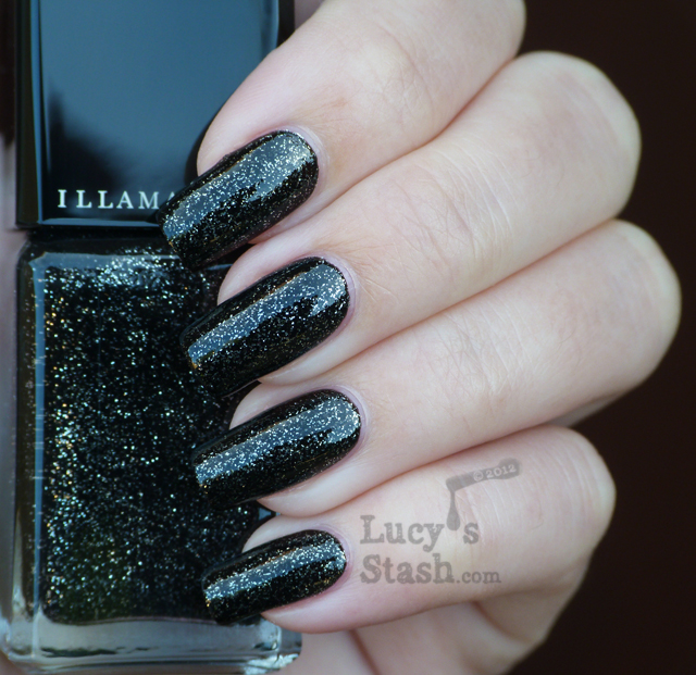 Lucy's Stash - Illamasqua Creator nail polish