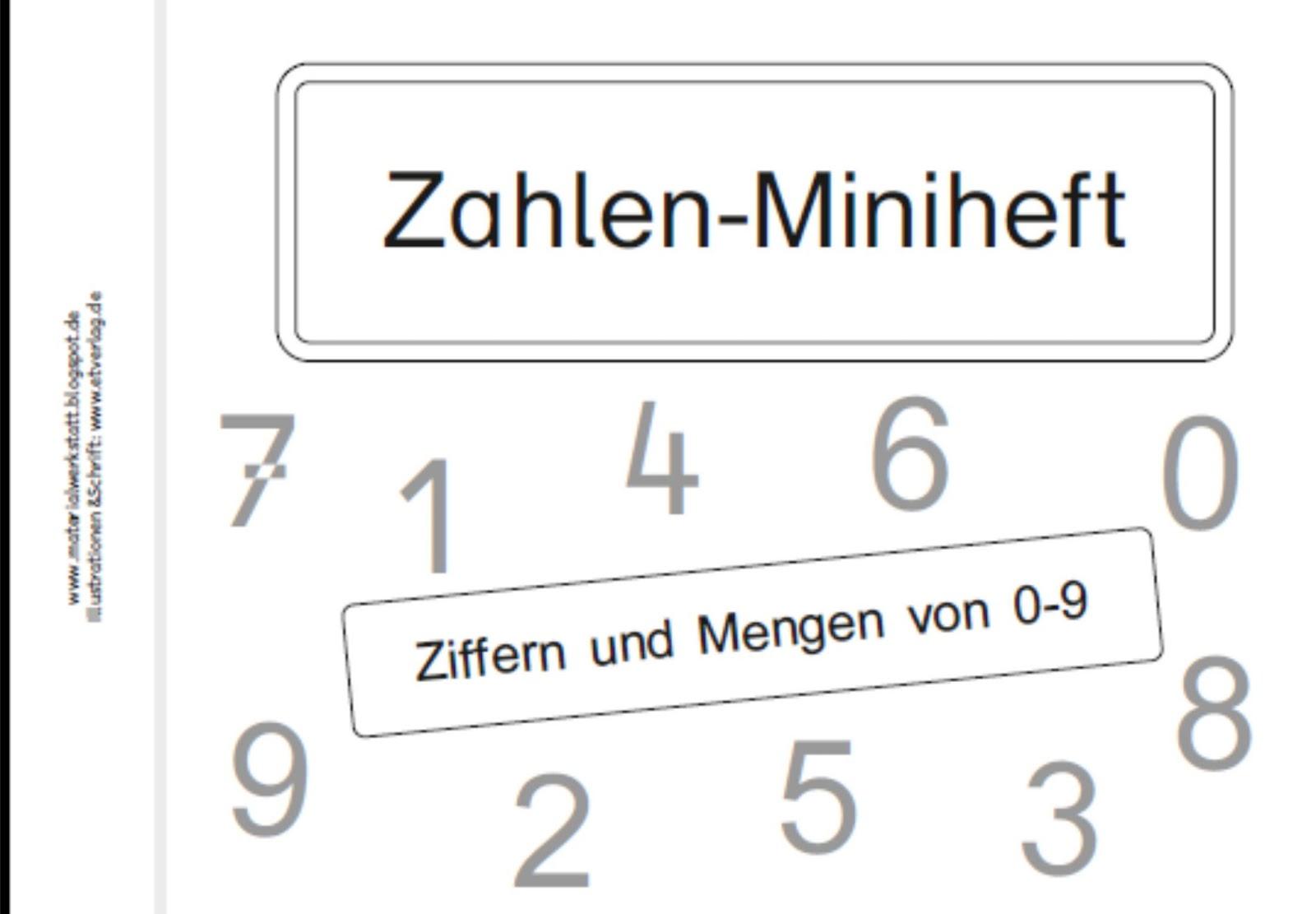 Dorable Arbeitsblatt Für Die Vorschul Zahlen Motif - Kindergarten ...