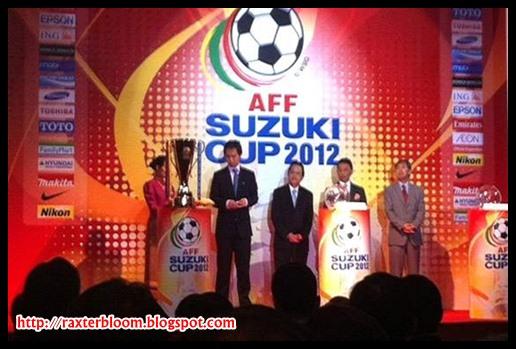 Jadwal Pertandingan Sepak Bola Piala AFF 2012 raxterbloom.blogspot.com