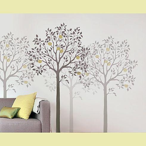 Christa Delgado Design Inc New Stencils for your walls