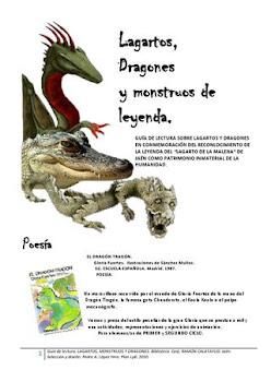LAGARTOS, DRAGONES Y MONSTRUOS DE LEYENDA
