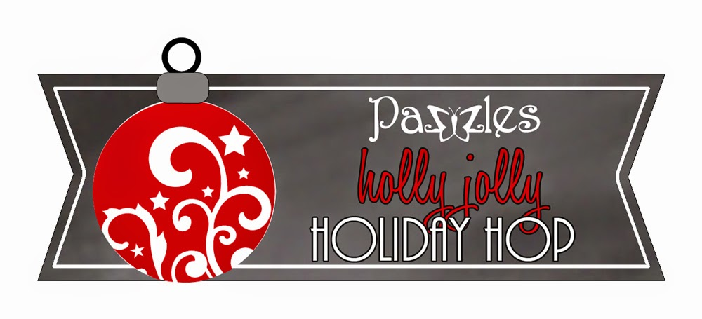 Pazzles Holiday Blog Hop