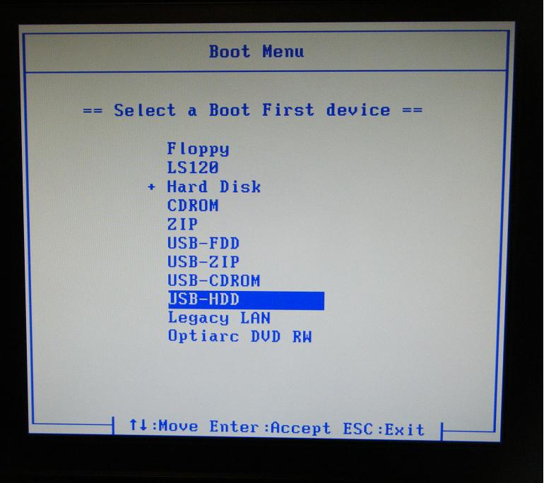 Setup windows 7 boot usb crookarlesdi s diary for Window boot usb