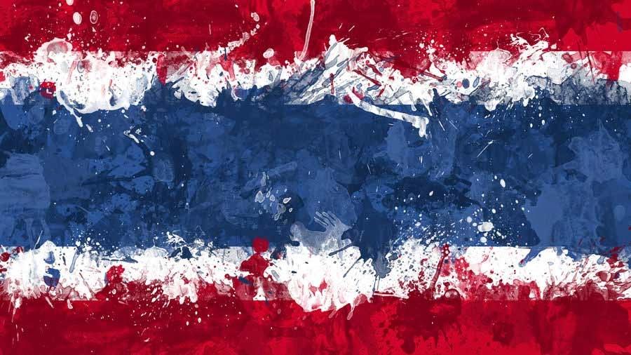 โปรดหยุดการแสดงสัญลักษณ์ทางการเมือง เพราะประเทศไทยต้องการความ สงบ สันติ และสามัคคี