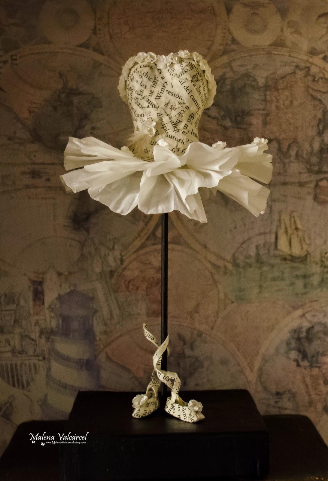 ballarina-paper-dress
