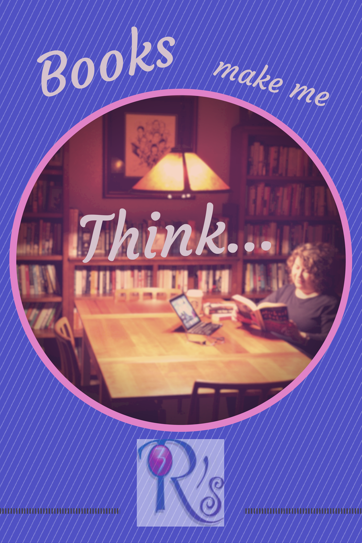 Book Thoughts on The 3 Rs Blog
