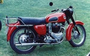 Ariel 650 cc FH