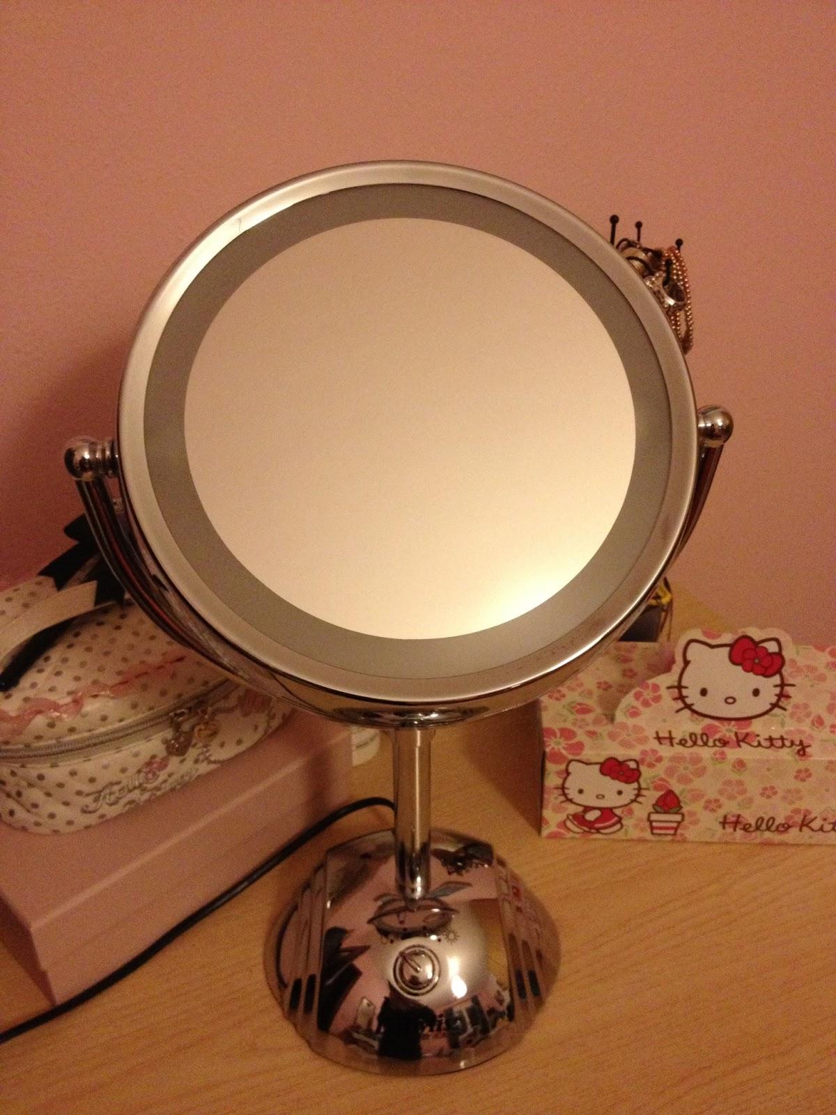 Terry maggie makeupgirls review specchio luminoso babyliss 8438e - Specchio babyliss 8438e ...