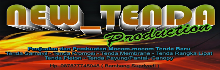 NEW_TENDA PRODUCTION