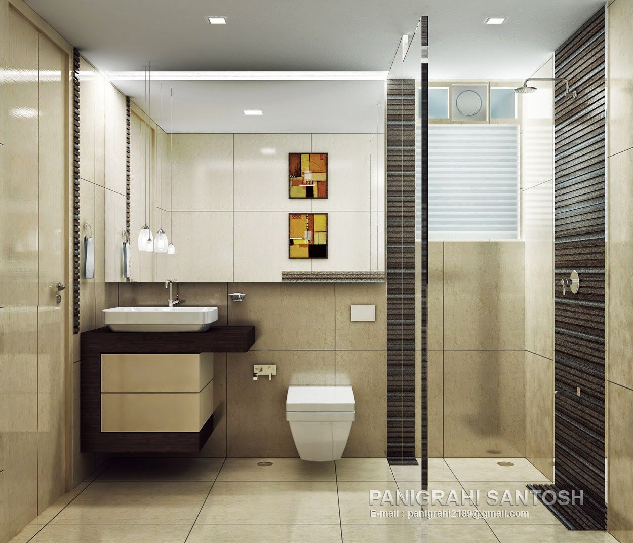 Imaginatio is creation 3ds max with vray projects for Bathroom design 3ds max