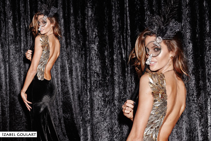 Vogue, Brasil, acessórios, máscara, carnaval, inspiração, blogueira joinville, joinville, blog de acessórios, Baile de Gala Vogue