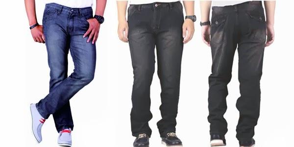Trend Model Celana Jeans Pria Terbaru 2014 Keren | Informasi Tips