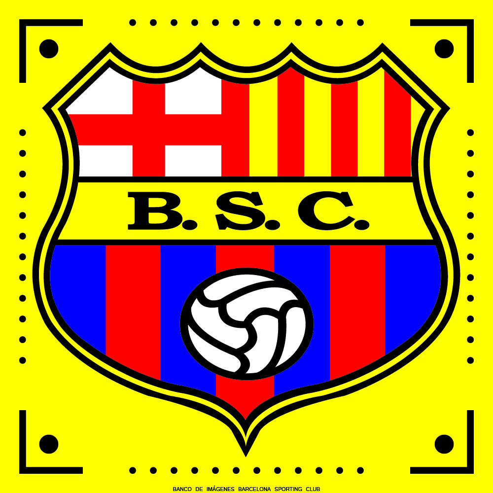 Logos de Barcelona Sporting Club Guayaquil Ecuador | Banco de ...