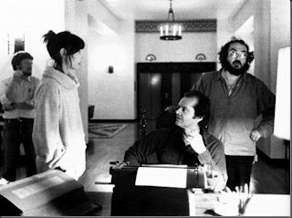 The Shining Stanley Kubrick, stanley kubrick and jack Nicholson