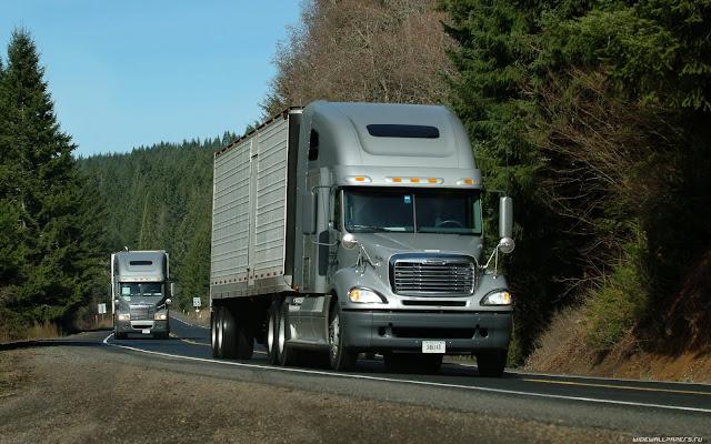 машины грузовые фотографии
