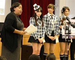 AKB48 em Washington