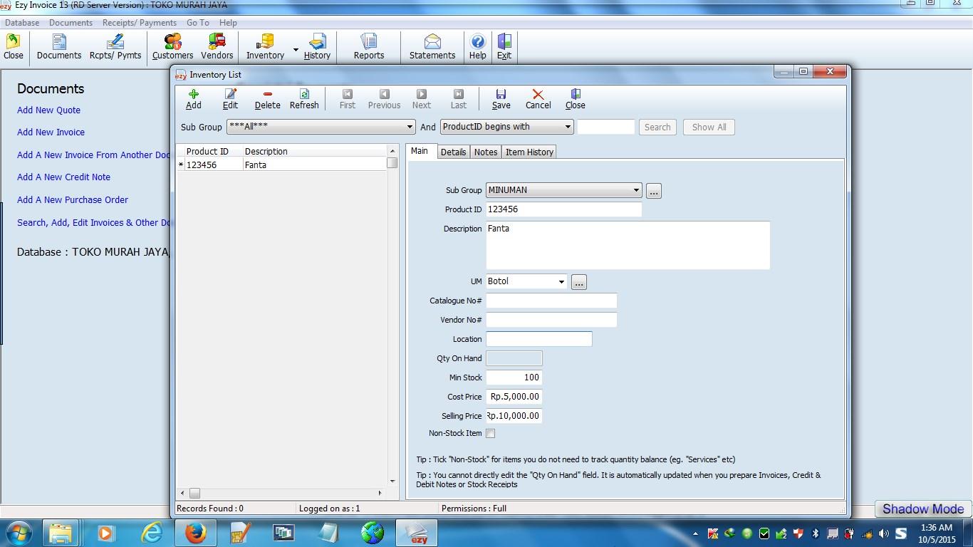 Ezy Invoice 10 Keygen