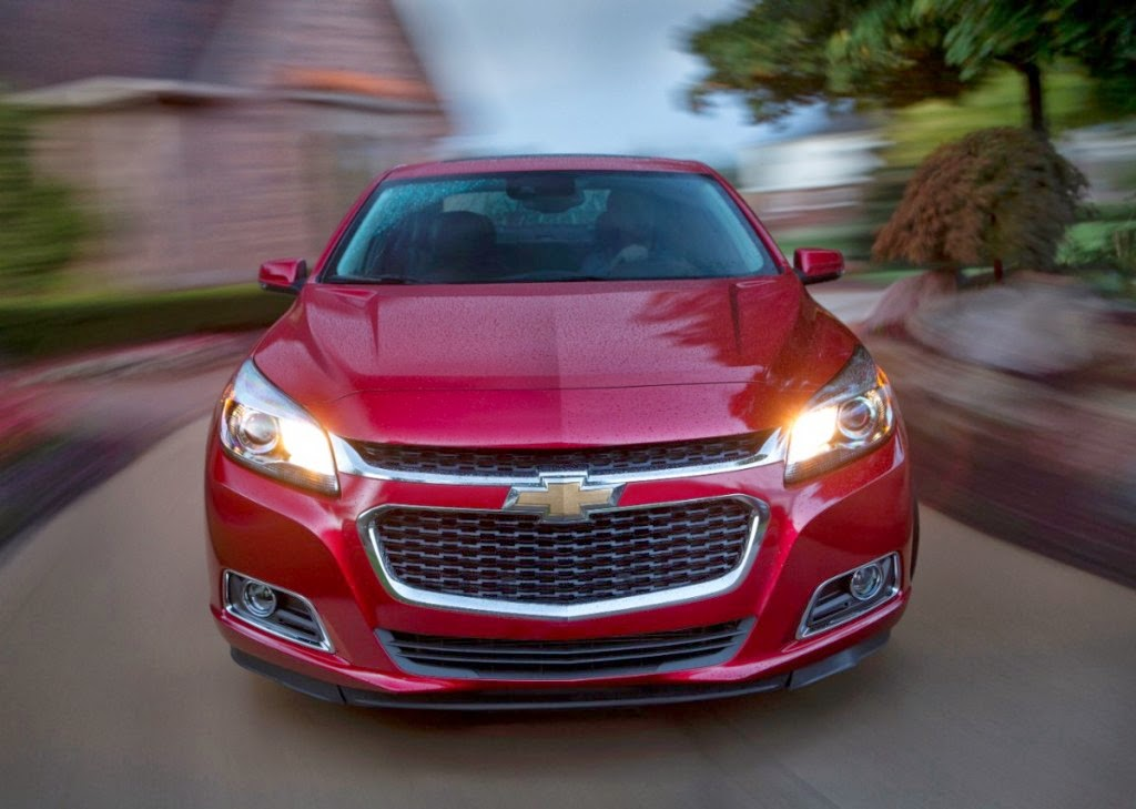 Chevy Malibu SS In Development?