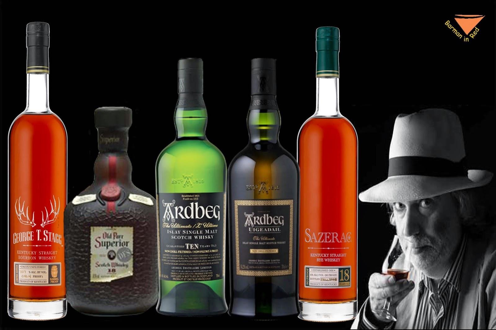 10 mejores whiskies del mundo