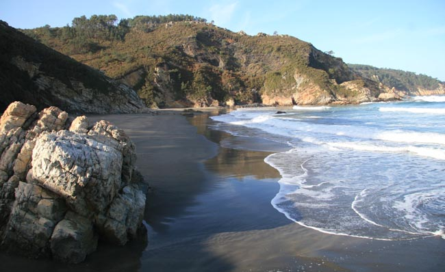 Asturias la costa central y occidental - Casa consuelo otur ...