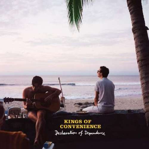 DECLARATION OF DEPENDENCE - KINGS OF CONVENIENCE [VINYL NEW]