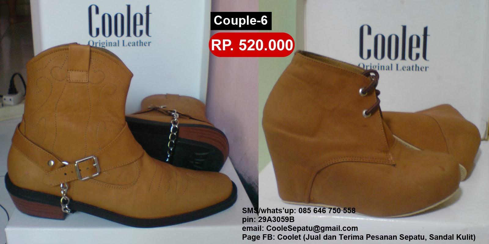 Jual Sepatu Kulit Pesan Murah 085646750558 Pin 29a3059b Safety Pendek Model Slop Bahan Asli