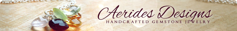 Aerides Designs - Handcrafted Gemstone Jewelry