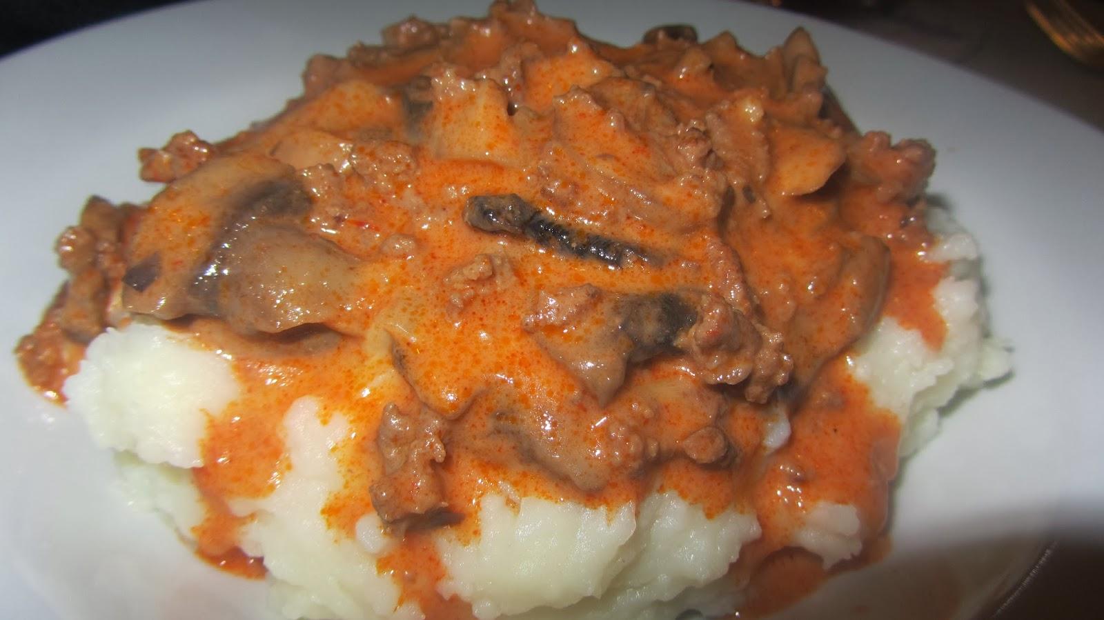 mad opskrifter med oksekød