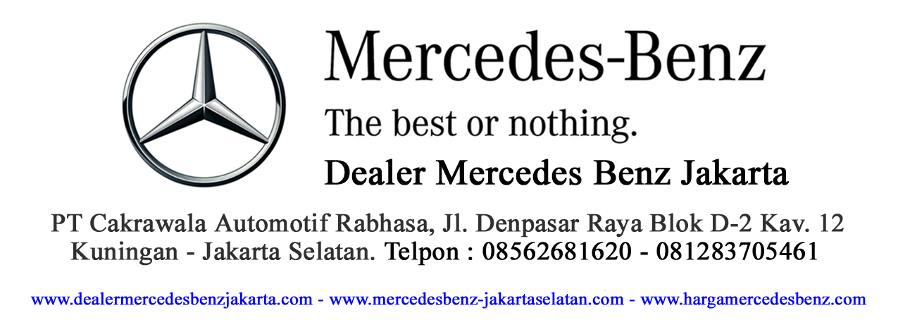 Dealer Mercedes Benz Jakarta | Authorized Mercedes-Benz Dealer