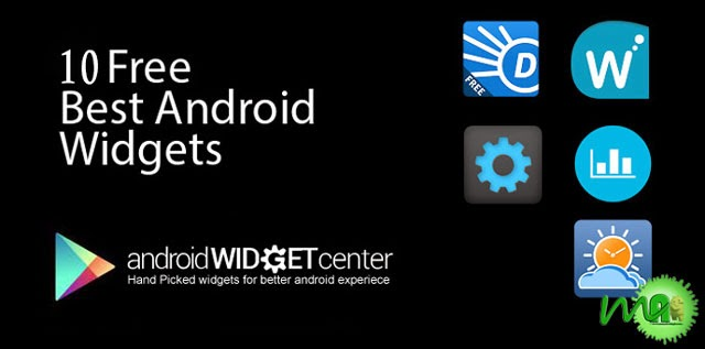 Top 10 Best Android Widgets 2013