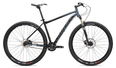 2013 Breezer Thunder Single Speed 29er Bike