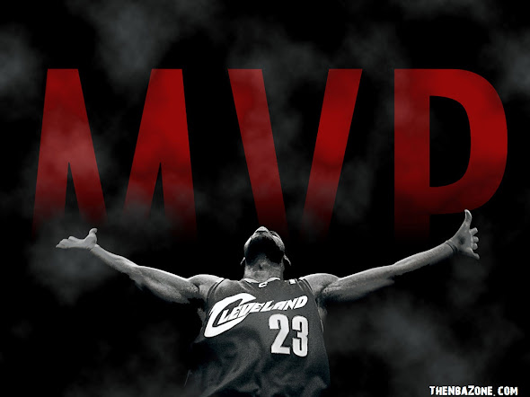 Lebron James MVP Wallpapers