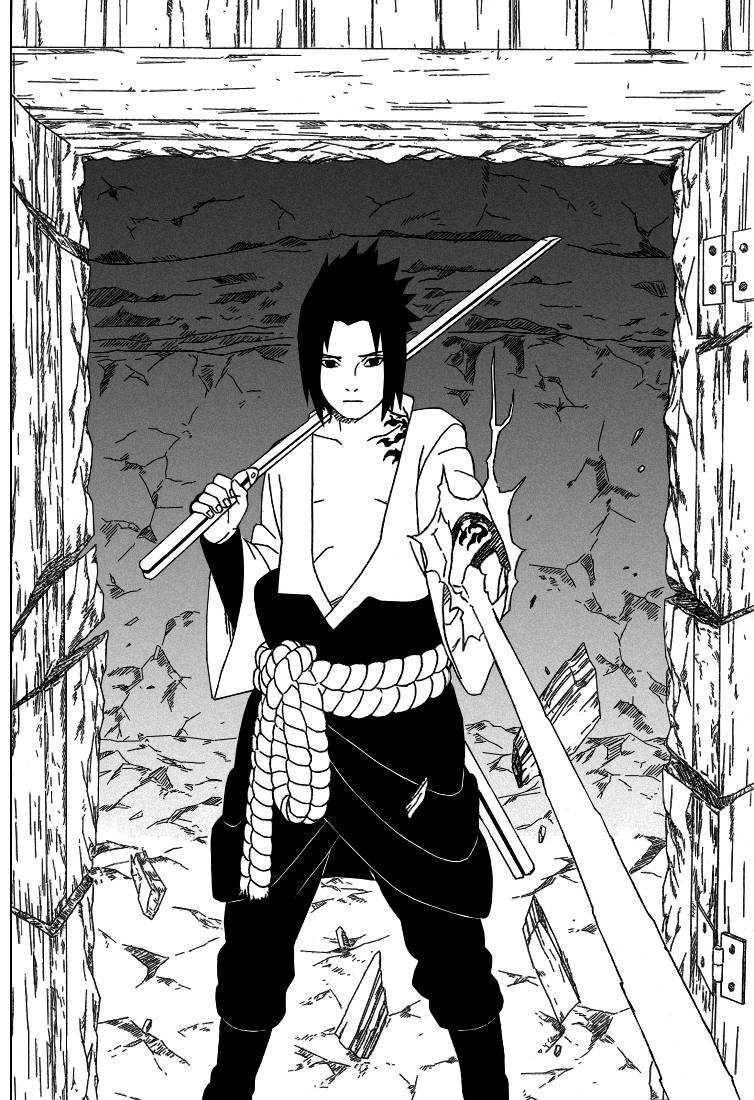 Naruto Shippuden Manga 343