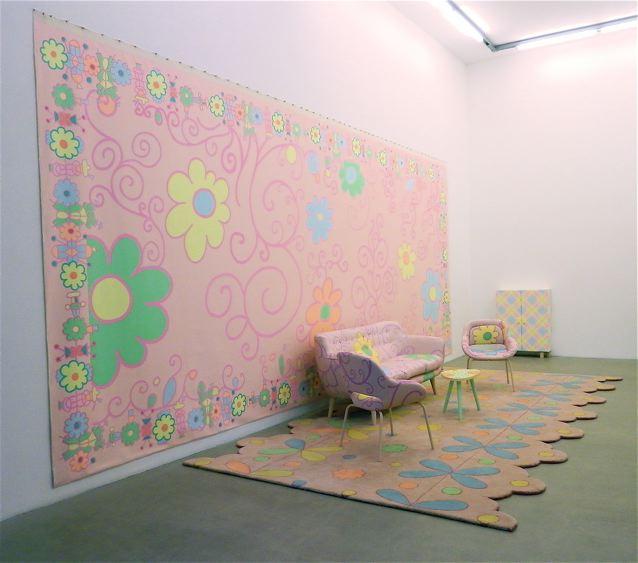 Pics #3 Lily van der Stokker / Living Room / kaufmann repetto | ATP ...