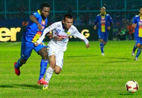 Laga Semi Final ISL Di Palembang